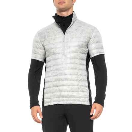 Sierra Designs DriDown® Down Jacket - 800 Fill Power, Short Sleeve (For Men) in Gray - Closeouts