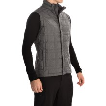 Sierra Designs DriDown Vest - 650 Fill Power (For Men) in Black - Closeouts