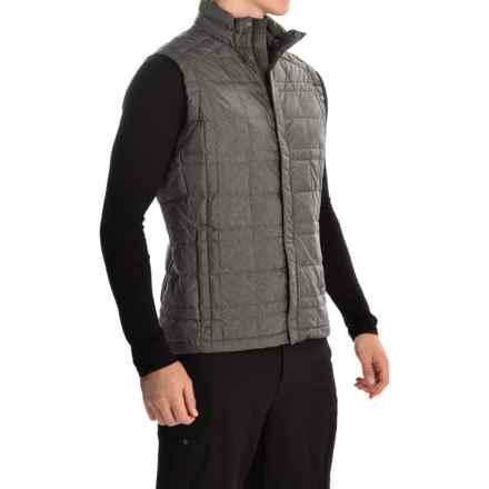 Sierra Designs DriDown Vest - 650 Fill Power (For Men) in Black - Closeouts