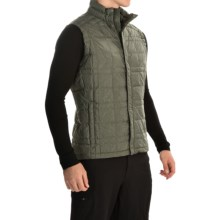 Sierra Designs DriDown Vest - 650 Fill Power (For Men) in Dark Green - Closeouts