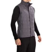 Sierra Designs DriDown Vest - 650 Fill Power (For Men) in Navy - Closeouts