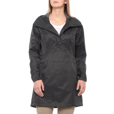 f3eb88a9e9 Sierra Designs Elite Cagoule Jacket - Waterproof (For Women) in Asphalt -  Closeouts