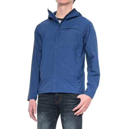Sierra Designs Exhale Windshell Jacket (For Men) in True Blue - Closeouts
