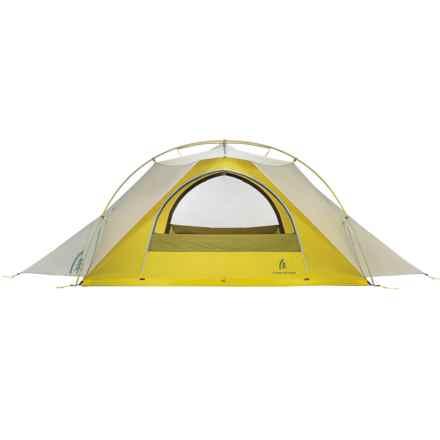Sierra Designs Flash 2 FL Tent - 2-Person, 3-Season in Yellow - Closeouts