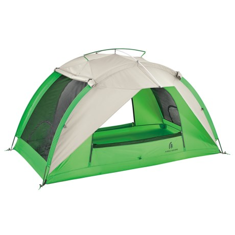 Sierra Designs Flash 2 Tent - 2-Person 3-Season in Green  sc 1 st  Sierra Trading Post & Sierra Designs Flash 2 Tent - 2-Person 3-Season - Save 42%