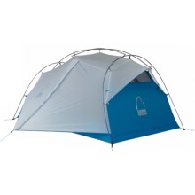 Sierra Designs Flash 2 Tent - 2-Person, 3-Season in White/Blue - Closeouts