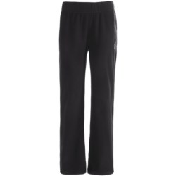 Sierra Designs Frequency Microfleece Pants (For Women) in Black
