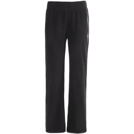 Sierra Designs Frequency Microfleece Pants (For Women) in Black
