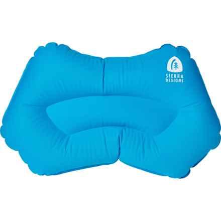 "Sierra Designs Gunnison Inflatable Pillow - 20x12"""