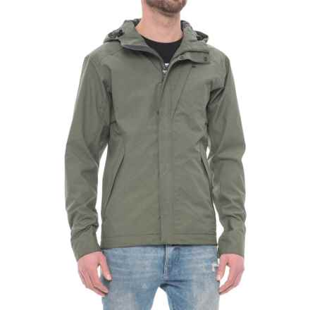 Sierra Designs Hurricane Jacket - Waterproof (For Men) in Slate Green - Closeouts