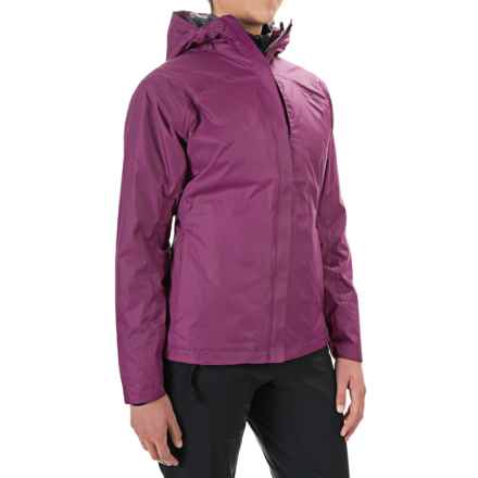 Sierra Designs Hurricane Jacket - Waterproof, Soft Shell (For Women) in Deep Purple - Closeouts