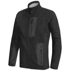 Sierra Designs Impound Fleece Jacket (For Men) in Black