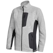 Sierra Designs Impound Fleece Jacket (For Men) in Silver - Closeouts