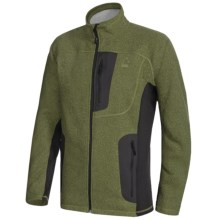 Sierra Designs Impound Fleece Jacket (For Men) in Spinach - Closeouts