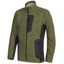Sierra Designs Impound Fleece Jacket (For Men) in Spinach