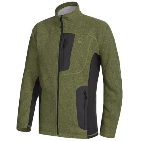 Sierra Designs Impound Fleece Jacket (For Men) in Spinach