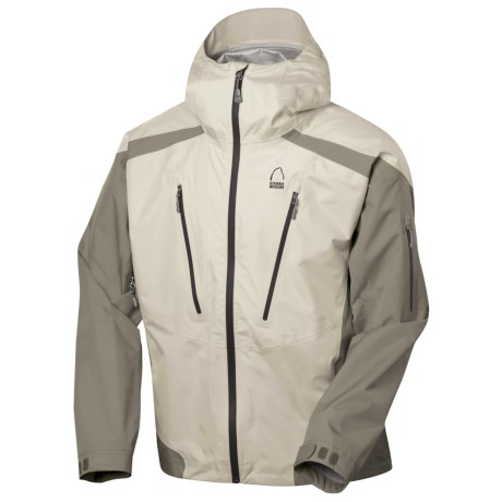 Sierra Designs Jive Jacket - Waterproof (For Men) in File Cabinet