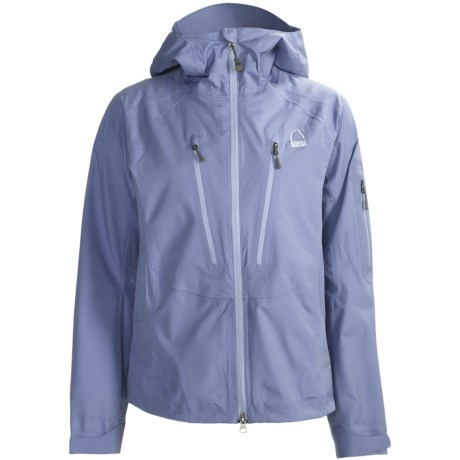 Sierra Designs Jive Jacket - Waterproof (For Women) in Whisper