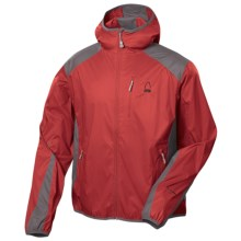 Sierra Designs Knuckle Hoodie Jacket (For Men) in Tomato - Closeouts