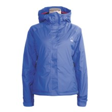 Sierra Designs Lava PrimaLoft® Jacket - Waterproof, Insulated (For Women) in Blueberry Solid - Closeouts