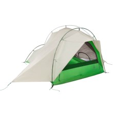 Sierra Designs Lightning 2 Tent with Footprint - 2-Person, 3-Season in Green/White - Closeouts