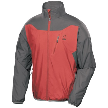 Sierra Designs Maverick Jacket (For Men) in Tomato/Rock/Slate