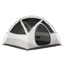 Sierra Designs Meteor Light Tent - 4-Person, 3-Season in Grey - Closeouts