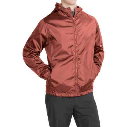 Sierra Designs Microlight 2 Jacket (For Men) in Brick Red - Closeouts