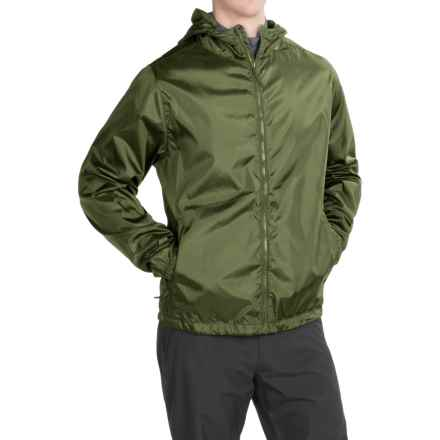 Sierra Designs Microlight 2 Jacket (For Men) in Olive - Closeouts