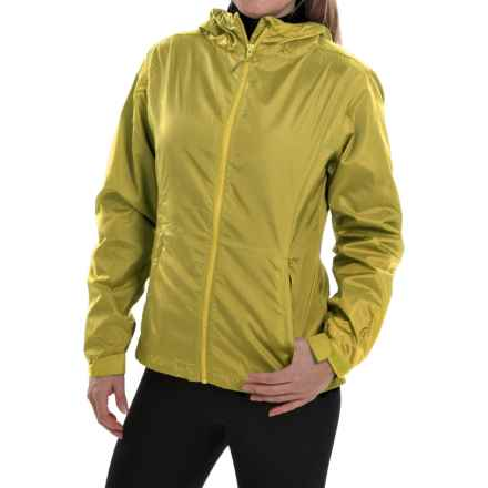 Sierra Designs Microlight 2 Jacket (For Women) in Sierra Yellow - Closeouts
