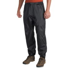 Sierra Designs Microlight 2 Pants (For Men) in Black - Closeouts