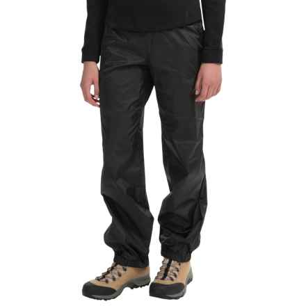 Sierra Designs Microlight 2 Pants (For Women) in Black - Closeouts
