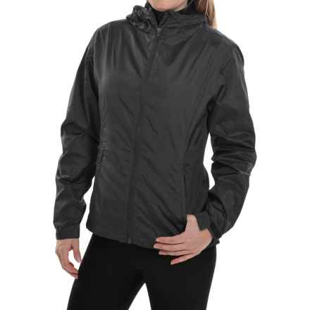 Sierra Designs Microlight Jacket (For Women) in Black - Closeouts