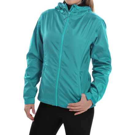 Sierra Designs Microlight Jacket (For Women) in Capri Blue - Closeouts