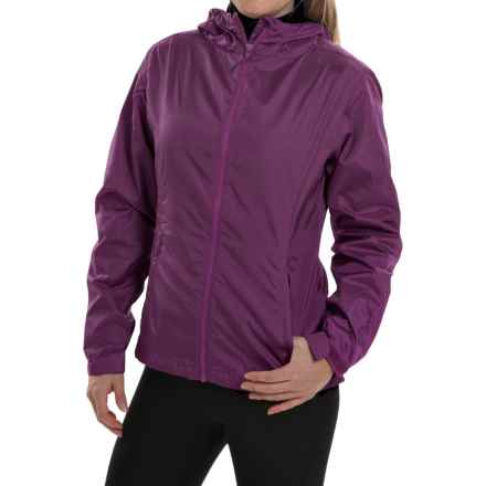 Sierra Designs Microlight Jacket (For Women) in Lilac - Closeouts