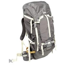 Sierra Designs Ministry 40 Backpack in Rock