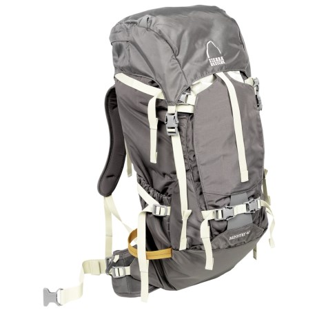 Sierra Designs Ministry 40 Backpack in Rust