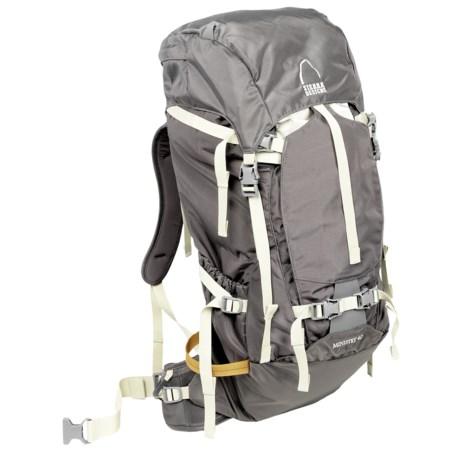 Sierra Designs Ministry 40 Backpack in Rust