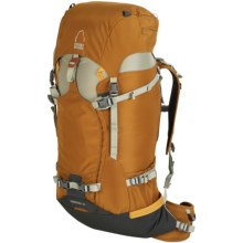 Sierra Designs Ministry 40 Backpack in Rust - Closeouts