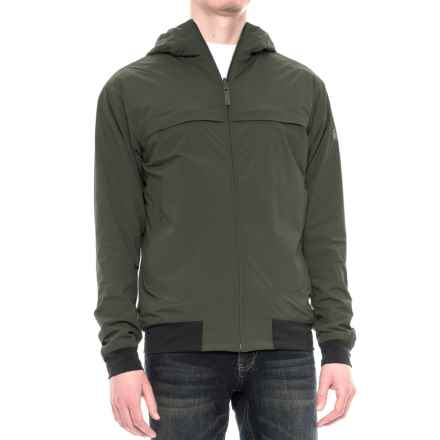 Sierra Designs Outside-In Hoodie (For Men) in Dark Green - Closeouts