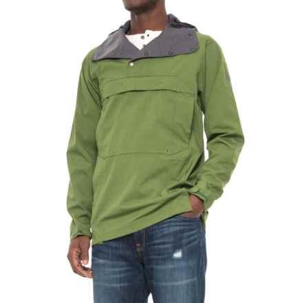 Sierra Designs Pack Anorak Jacket (For Men) in Garden Green - Closeouts
