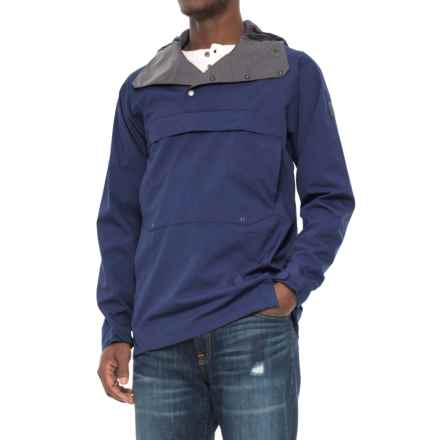 Sierra Designs Pack Anorak Jacket (For Men) in Navy - Closeouts