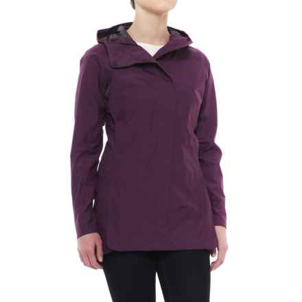 Sierra Designs Pack Trench Jacket (For Women) in Lilac Heather - 2nds