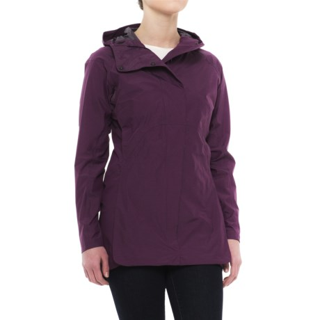 Sierra Designs Pack Trench Jacket (For Women) in Lilac Heather