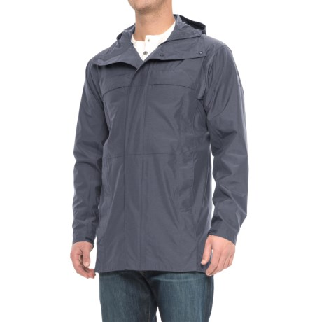 Sierra Designs Pack Trench Jacket - Waterproof (For Men)