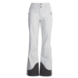 Sierra Designs Pants - Waterproof (For Women) in Agate