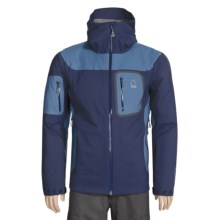 Sierra Designs Prima Fusion Jacket - Waterproof, Insulated (For Men) in Midnight/True Blue - Closeouts