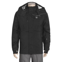 Sierra Designs Rogue Jacket - Waterproof (For Men) in Black - Closeouts