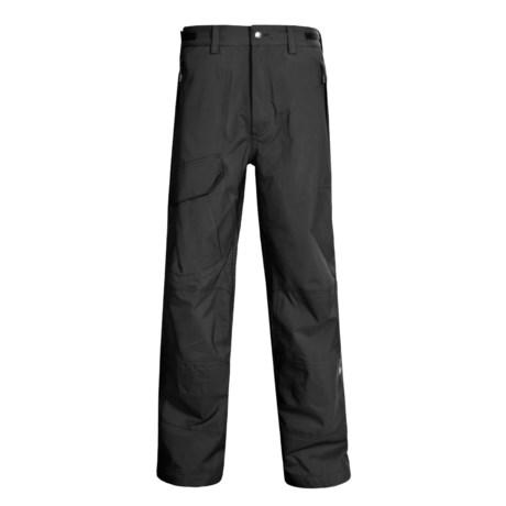 Sierra Designs Rogue Snow Pants - Waterproof (For Men) in Black