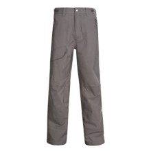 Sierra Designs Rogue Snow Pants - Waterproof (For Men) in Rock - Closeouts
